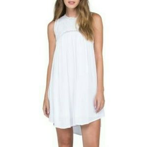 NWOT Volcom Sunset path swing dress